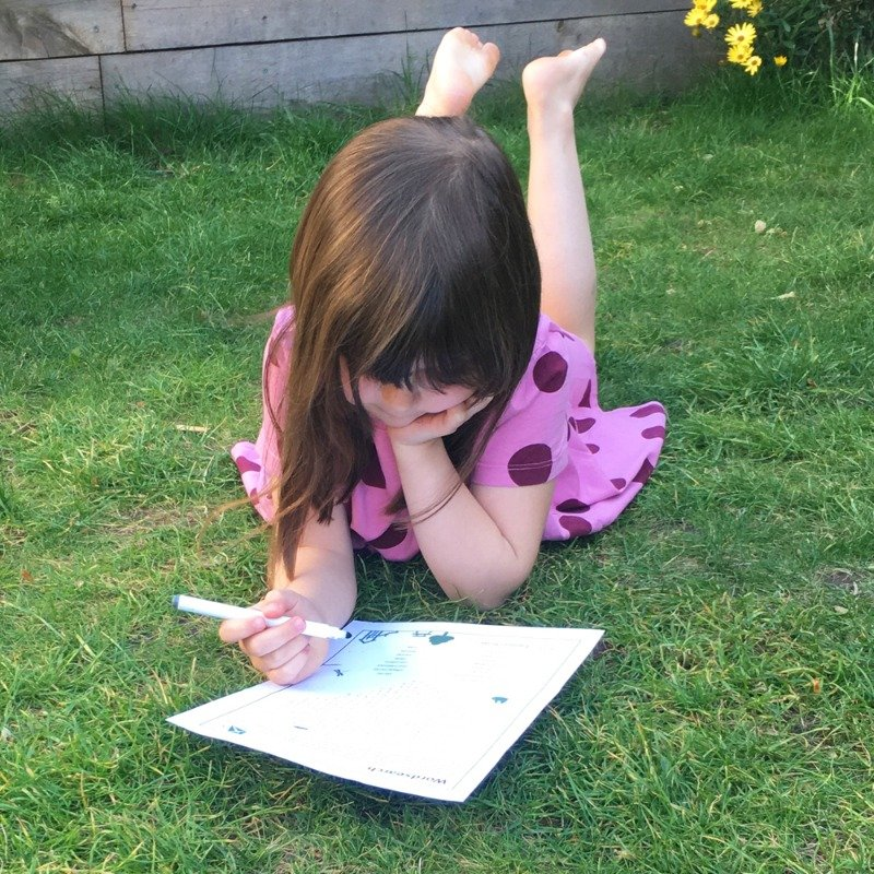 Free nature activity packs for kids